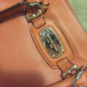 Used Michael Kors Satchel style purse
